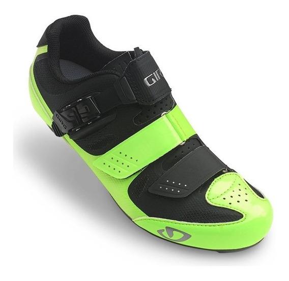 Zapatillas Ciclismo Bicicleta Giro Solara Ruta Dama - Racer