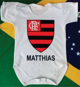 Body Em Ribana Personalizado Igual Com Nome Do Bebe