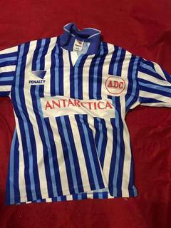 Camisa De Futebol Antiga Adc Tam Xl Penalty 10