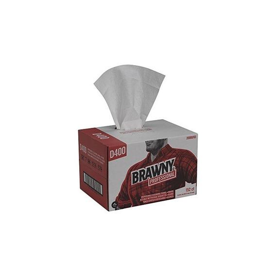 Toalla De Limpieza Desechable Gp Brawny Professional D400, E