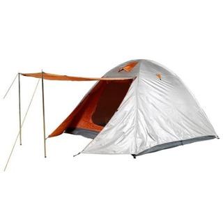 Carpa 5 Personas Reforzada Doble Techo Toldo Camping + Bolso