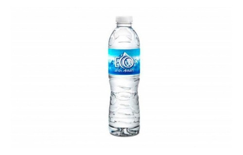 Agua Eco De Los Andes Sin Gas X 500ml