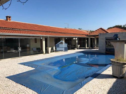 Imagem 1 de 15 de Chácara Condomínio Para Venda Em Salto, Condomínio Zuleika Jabour, 4 Dormitórios, 3 Suítes, 5 Banheiros, 5 Vagas - _1-2009051