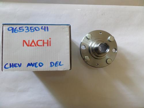 Imagen 1 de 5 de Cubo Rueda Chev Aveo Delantero Nachi Japones