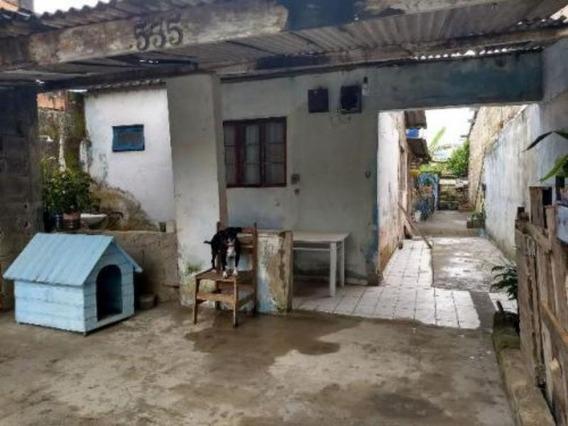 Casa No Balneário Gaivota, Em Itanhaém, Local De Moradores