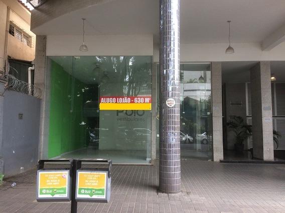 Loja Para Alugar No Funcionários Em Belo Horizonte/mg - 2562