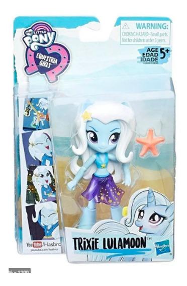 My Little Pony Equestria Girls Muñeca Trixie Lulamoon
