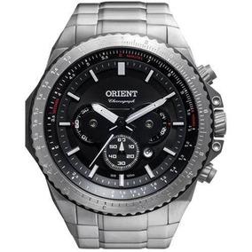 Relógio Orient Chronograph Mbttc 009 Titanium