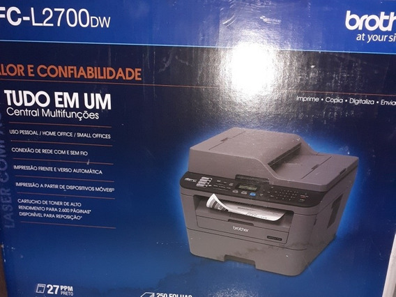 Impressora Brother Mfc-l27000dw