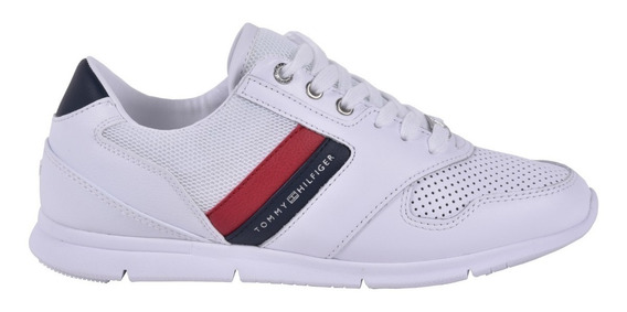Tenis Tommy Hilfiger Fw0fw04261-02023 Mujer
