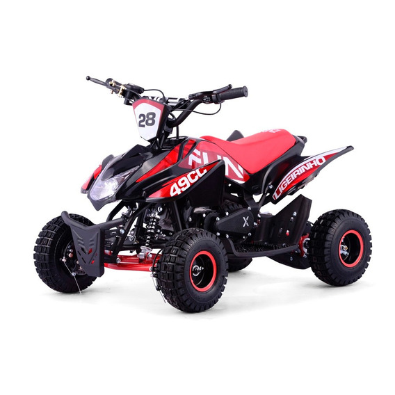 Mini Quadriciclo Fun Motors Infantil Ligeirinho 49cc