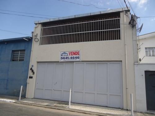 Venda Prédio Comercial - Socorro, São Paulo-sp - Rr1890
