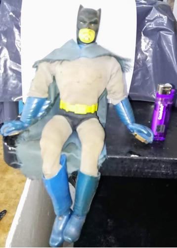 Batman Muñeco Magnetico De Los Años 70 Retro Qcj