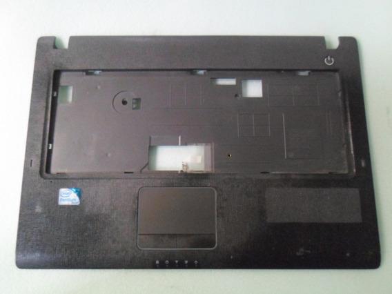 Carcaça Base Superior Notebook Samsung Np R430