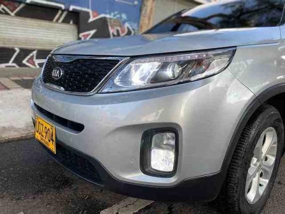 Kia Sorento Radical Ex 4x4 Gas-gasolina