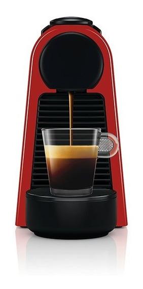 Nespresso - Máquina De Café Essenza Mini Vermelha D30 127v