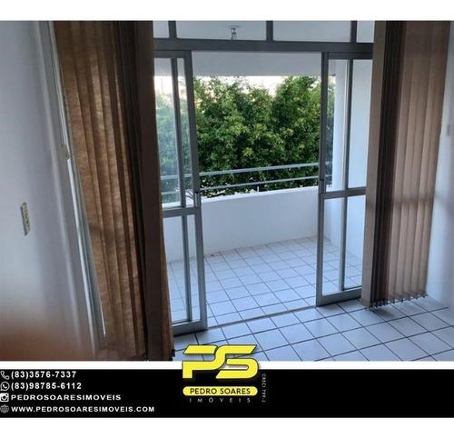 Imagem 1 de 15 de Apartamento Com 2 Dormitórios À Venda, 84 M² Por R$ 210.000 - Bessa - João Pessoa/pb - Ap5149
