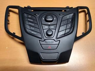 Caratula Control De Estereo Ford Fiesta 2011 - 2016 Original