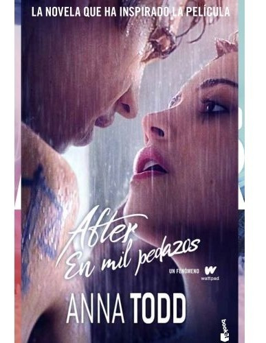 After 2 . En Mil Pedazos - Anna Todd