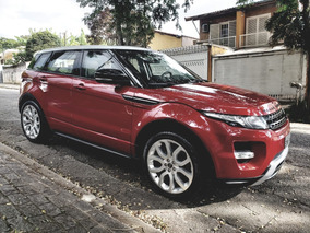 Land Rover Evoque 2.0 Si4 Dynamic 2012/2012 R$ 124.499,99