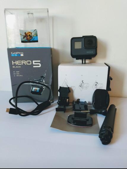 Máquina Fotográfica E Filmadora Go Pro Heros 5