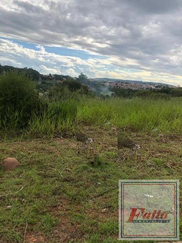 Terreno Para Venda Em Itatiba, Loteamento Horizonte Azul - Te0032_2-1146045