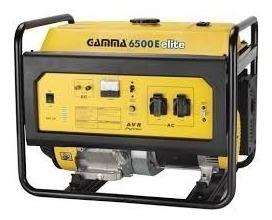 Grupo Electrogeno Gamma Elite 6500e-da 220v Ge3458