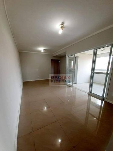 Imagem 1 de 13 de Apartamento Para Alugar, 110 M² Por R$ 2.300,00/mês - Centro - Botucatu/sp - Ap0166