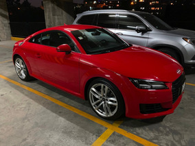 Audi Tt 2.0 Coupe 320 Hp - Apr Stage 2
