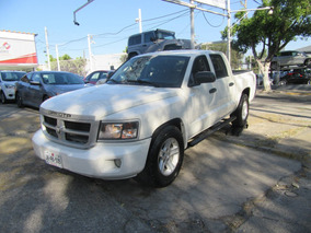 Dodge Dakota 2009 Blanco Slt Crew Cab 4x2 At