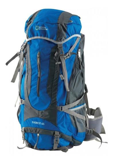Mochila 65 Litros National Geographic Everest Mochilero
