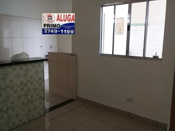 L541 Casa Jd Eliane 1 Dormitório - Com Garagem
