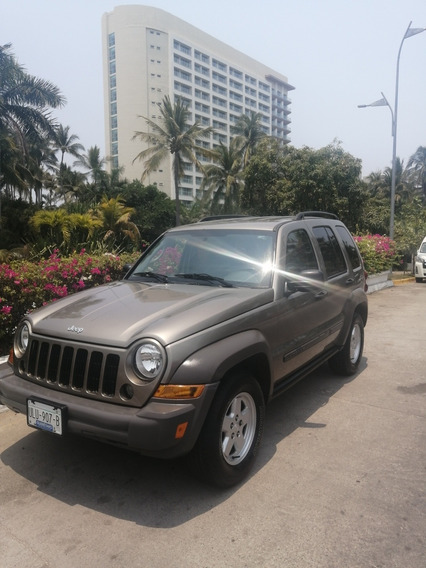 Jeep Liberty 3.7 Sport 4x2 Mt 2007