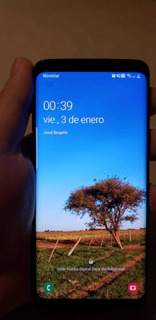 Samsung S9 64gb Usado