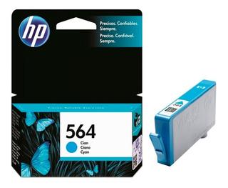Cartucho Impresora Hp Cb318wl Cyan 564 Photosmart C5324