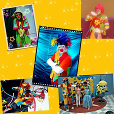 Shows Payasos Super Heroes Botargas Princesas Magos