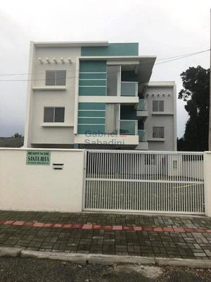 Apartamento Térreo Em Itapoá Sc
