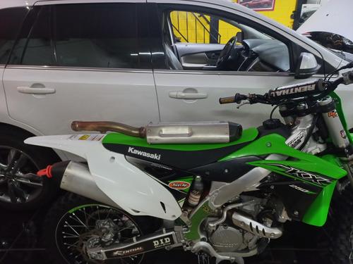 Imagem 1 de 4 de Ponteira Original Kawasaki Kx 250f Ano De 2013/15