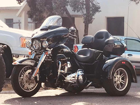 Harley Davidson Ultra Trike 2015 Impecable Mexicano