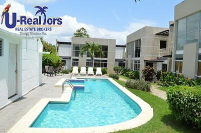 Se Alquila! Precioso Apartamento En Malibu, Nueva Gorgona