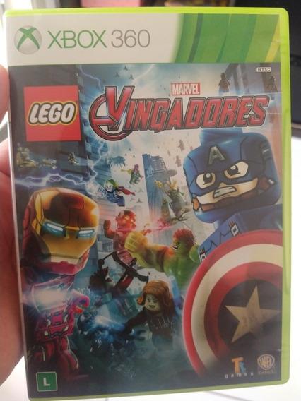 Lego Vingadores Xbox 360