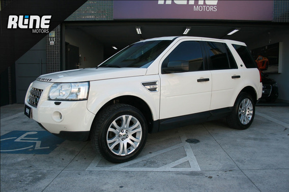 Land Rover Freelander 2 3.2se V6 2010 Blindado