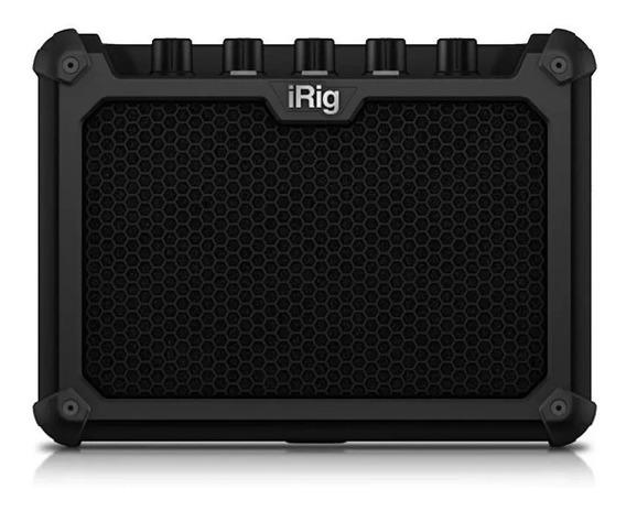 Irig Micro Amp Ik Amplificador De Guitarra 1x4 15w Ios Usb
