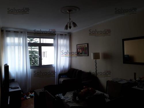 Apartamento Em Vila Gumercindo  -  São Paulo - 7102