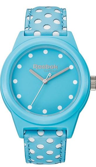 Reloj Reebok Classic R Polka Dots Rc-cpd-l2-pklk-kw Dama