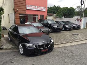 Bmw 750 I ( 2013/2014 ) Blindada Autostar Por R$ 369.999,99