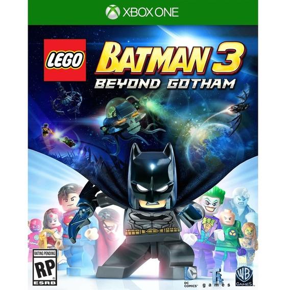 Lego Batman 3 - Além De Gotham