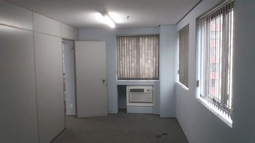 Cj0715 - Conjunto À Venda, 100 M² Por R$ 550.000 - Vila Clementino - São Paulo/sp - Cj0715