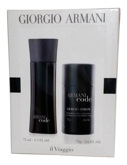 Armani Code Edt-- 75ml. Pronta Entrega 100% +brinde