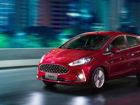 Ford Fiesta Kinetic Design 1.6 S Plus 120cv 0 Km 2018 |